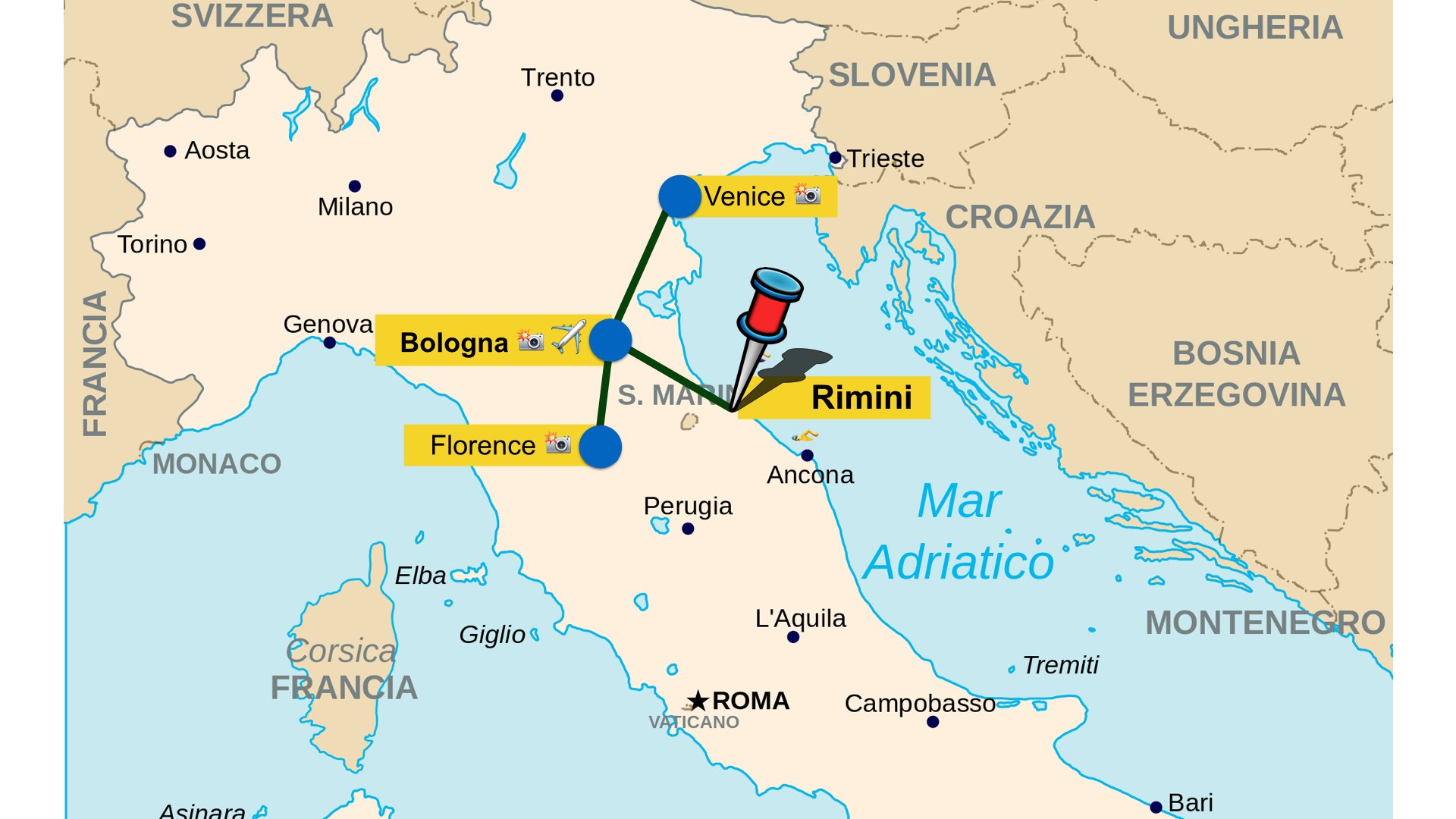 Come to Rimini EuroPython 2017 Rimini 916 July 2017